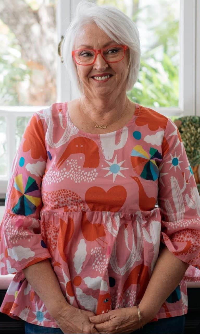 Sue-Ellen Kusher