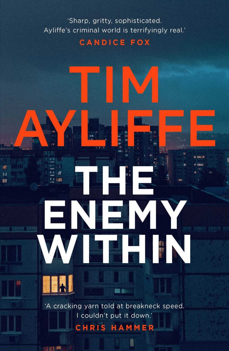 Who is Tim Ayliffe hiding in plain sight?